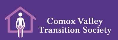 Comox Valley Transition Society Logo