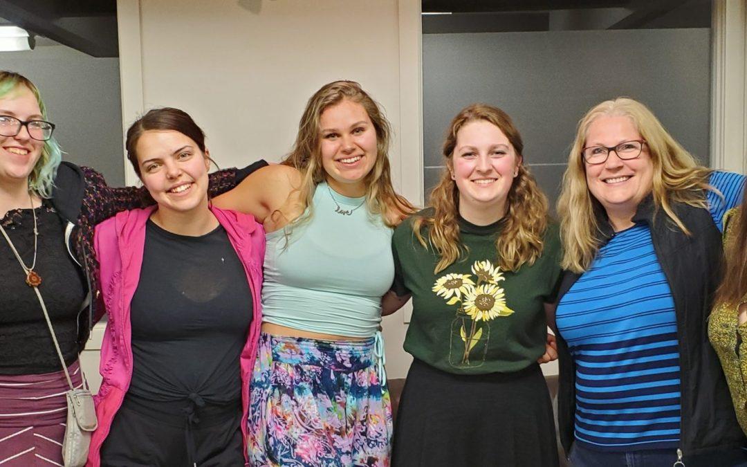 Comox Valley Girls Group