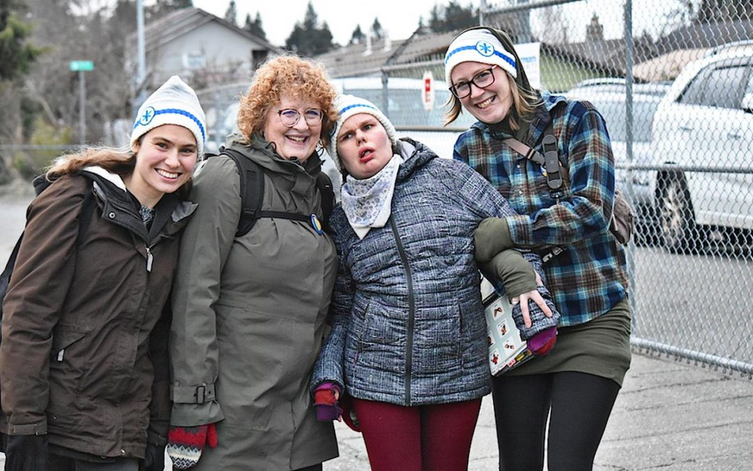 Comox Valley prepares for COVID-safe virtual Coldest Night of the Year event: Walking Apart, Working Together