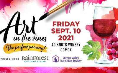 Art in the Vines, The Perfect Pairing